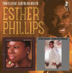 Black-Eyed blues : Black-Eyed blues - ESTHER PHILLIPS