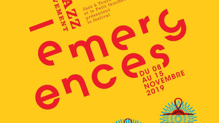 Affiche 2019 du festival Emergences