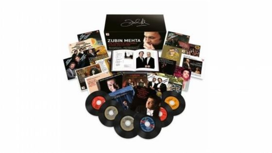 Zubin Mehta - The Complete Columbia Album Collection