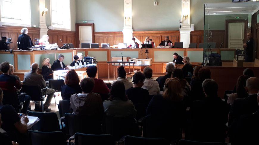 La cour d'assises de la Haute-Vienne doit rendre son verdict mercredi dans l'affaire Serena
