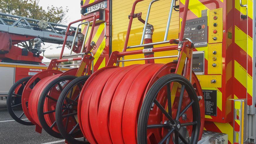 35 pompiers sont intervenus pour maîtrisé le sinistre  (photo d'illustration)