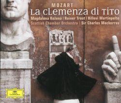 La clémence de Titus   : Parto ma tu ben mio (Acte I) Air de Sesto - MAGDALENA KOZENA