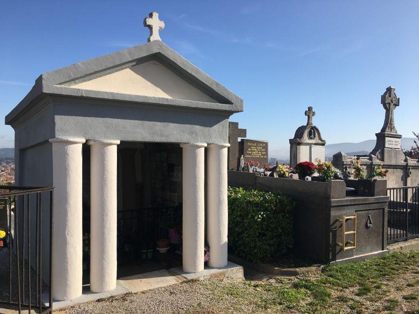 La concession du père Popin est un lieu de pèlerinage