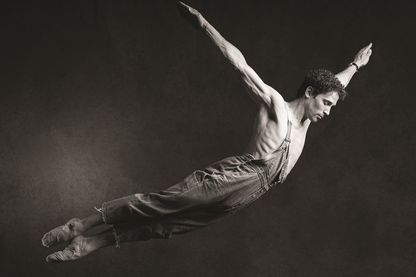 Stéphane Bullion, danseur étoile