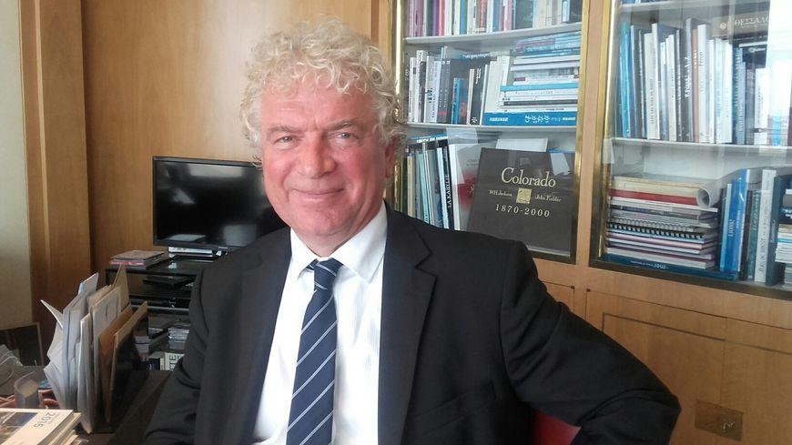 Le maire de Brest François Cuillandre a été mis en examen ce jeudi
