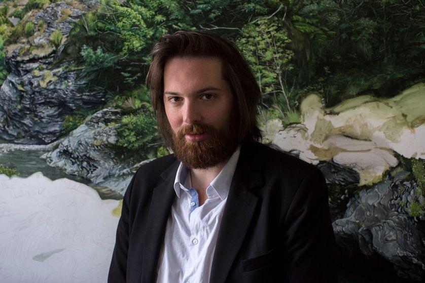 """Thomas Lévy-Lasne : """"La peinture est un lieu en amont des images"""""""