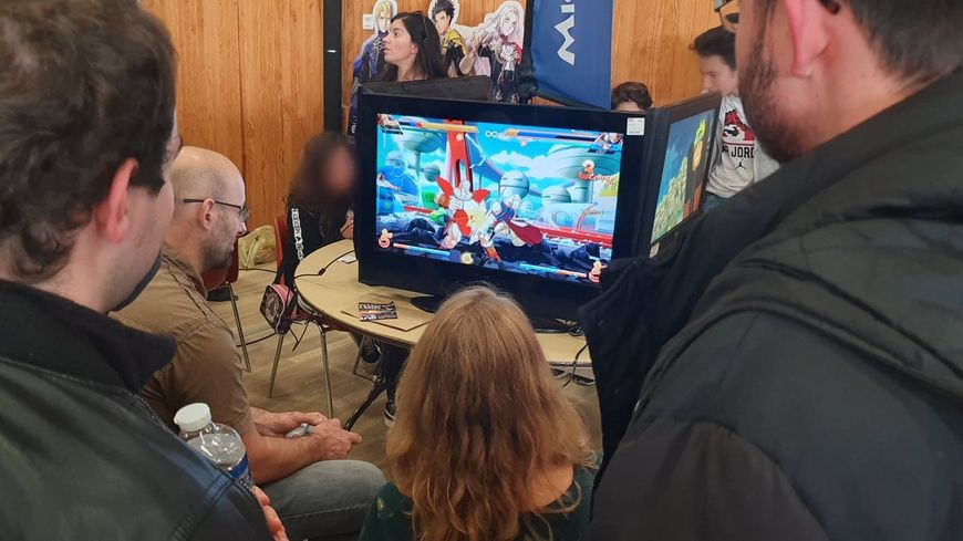 """Le premier salon """"Games & toys"""" a ouvert ses portes à Trélissac"""