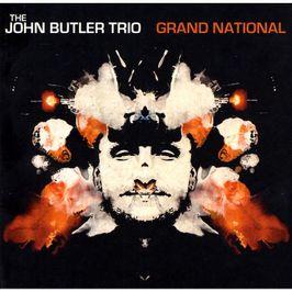 "Pochette de l'album ""Grand national"" par The John Butler Trio"