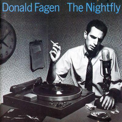 """Pochette de l'album """"The nightfly"""" par Donald Fagen"""