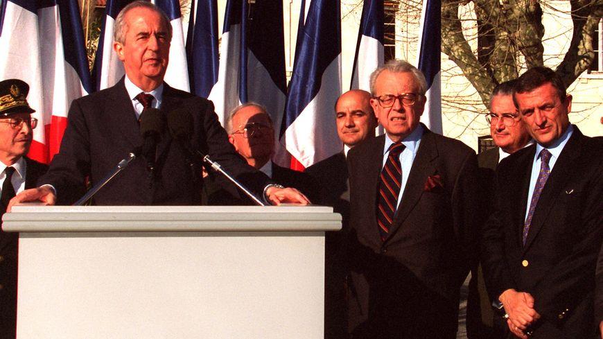 Edouard Balladur et François Léotard n'échapperont pas à un procès pour leur rôle présumé dans le volet financier de l'affaire Karachi.