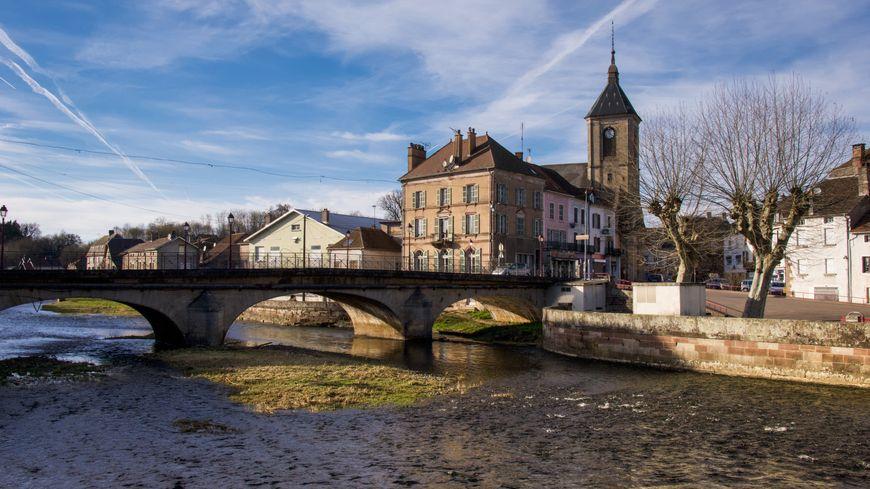 La Semouse en Haute-Saône