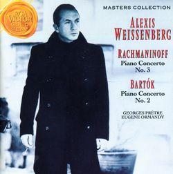 Concerto n°2 BB 101 Sz 95 : Allegro molto - pour piano et orchestre - ALEXIS WEISSENBERG