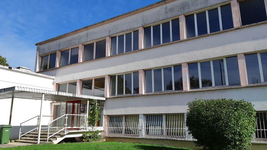 Ce bâtiment à Laxou appartient au conseil départemental et va être rénové pour accueillir les jeunes