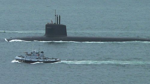 La vie intime des sous-marins nucléaires
