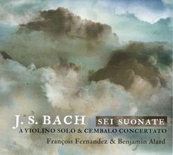 6 sonates BWV 1014 à 1019 : Sonate n°4 en ut min BWV 1017 : Sicilienne - FRANCOIS FERNANDEZ