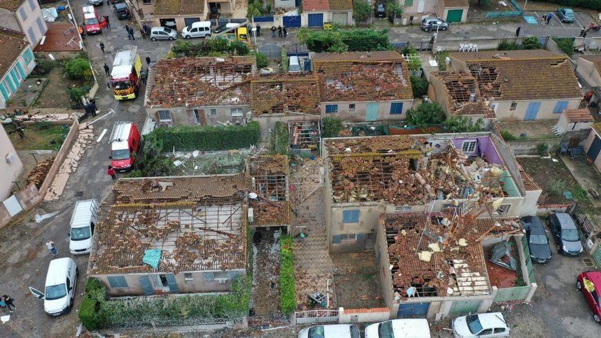 170 maisons ont été touchées par la mini-tornade à Arles