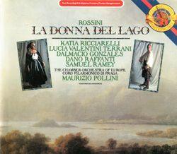 La dame du lac : Elena oh tu che chiamo (Acte I Sc 6) Malcolm - LUCIA VALENTINI-TERRANI