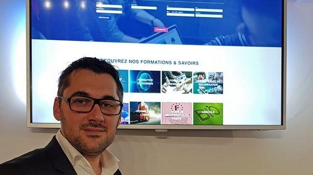 Jean-Antoine Brian-Mattei présente la plateforme Furmazione.com