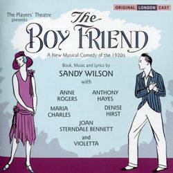 The boy friend (com mus) : A room in Bloomsbury (Duo) - STAN EDWARDS