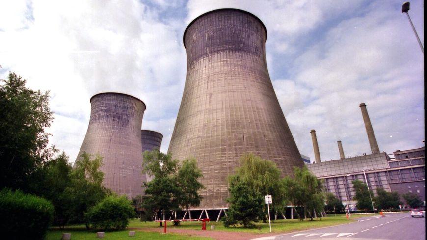 La centrale Emile Huchet à Saint-Avold