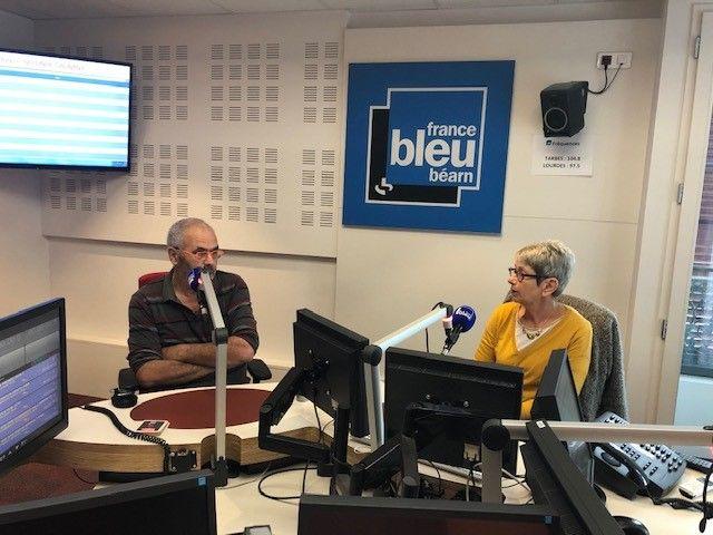 Jean et Anne-Marie Marsan