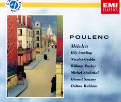 La courte paille FP 178 : Le sommeil - mélodies pour soprano et piano - ELLY AMELING