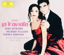 La traviata : Libiamo ne' lieti calici (Acte I) Alfredo Violetta et choeur - ANNA NETREBKO