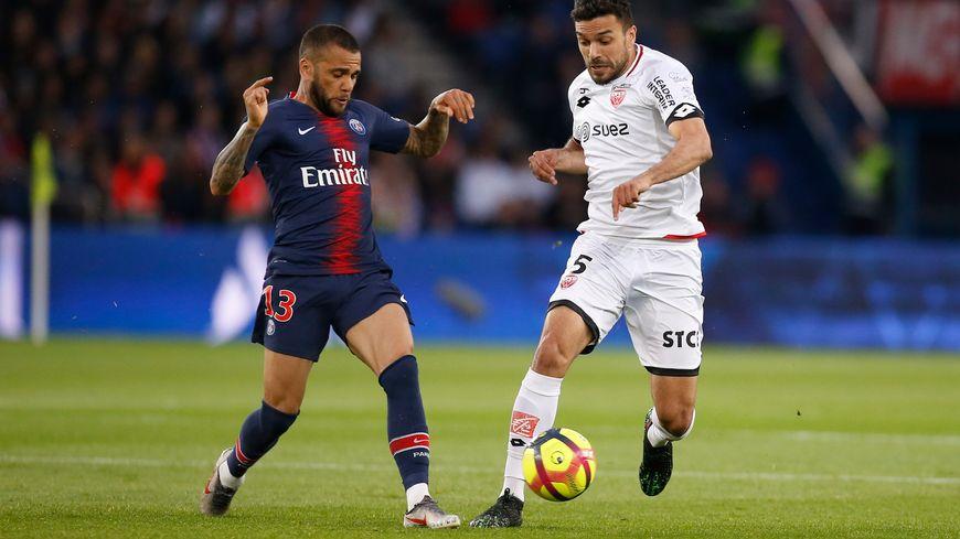 Le 18 mai dernier, le PSG avait écrasé Dijon 4 buts à 0 au Parc des Princes