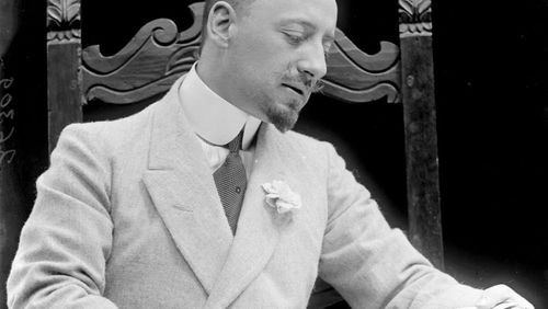 1919, D'Annunzio : un balcon à Fiume
