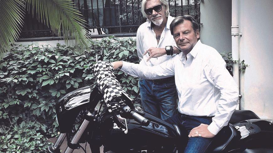 Pierre Billon et Pascal Louvrier