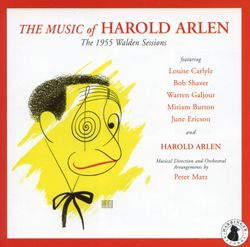 It's a new world - HAROLD ARLEN