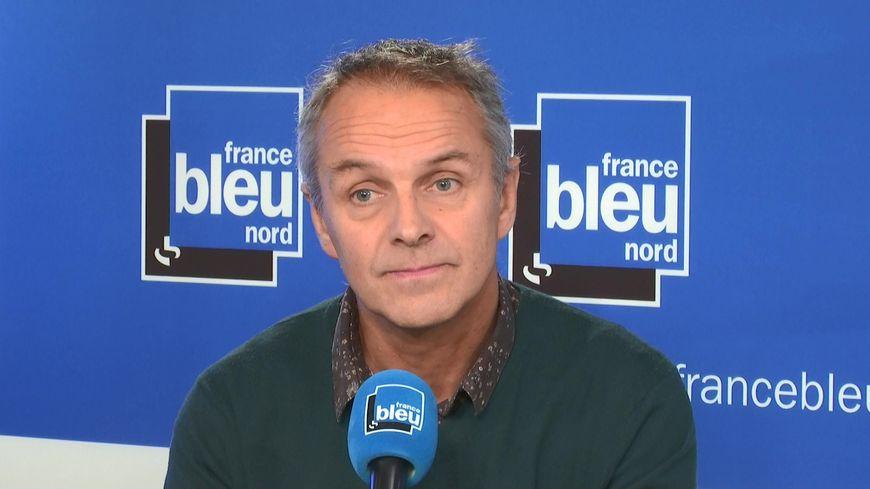 Luc Ceugnart, chef du pôle imagerie au centre Oscar Lambret