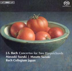 Concerto en Ut Maj BWV 1061 : 1er mouvement - BACH COLLEGIUM DU JAPON