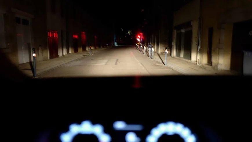 Rue privée d'éclairage public (photo d'illustration)