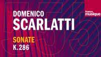 Scarlatti : Sonate  pour clavecin en La Majeur K 286 L 394 (Allegro), par Jean-Luc Ho