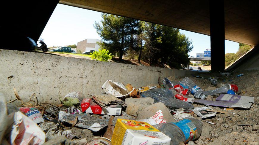 43% du demi-million de déchets plastiques collecté par les ong viennent d'une dizaine de multinationales.