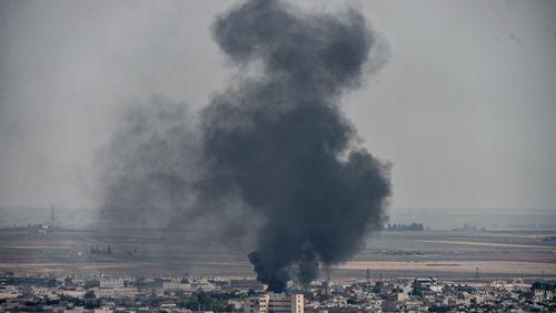 Lourds combats à Ras Al Aïn