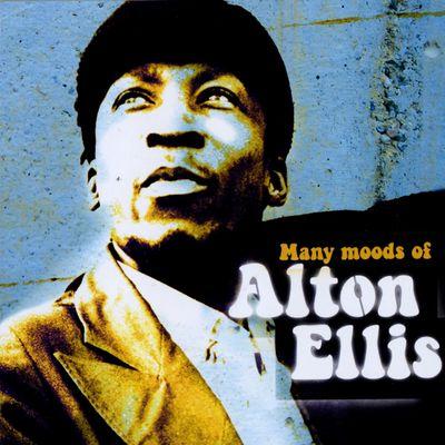 "Pochette pour ""Rise and fall - Alton Ellis"""