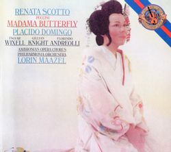 Madame Butterfly : Con onor muore (Acte II) Air de Butterfly - RENATA SCOTTO