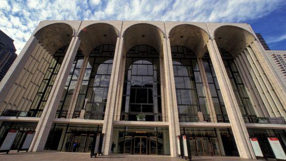 Metropolitan Opera House, New York