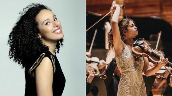 Adèle Charvet et Maya Levy remportent ex aequo le Prix Jeune Soliste 2020 des MFP
