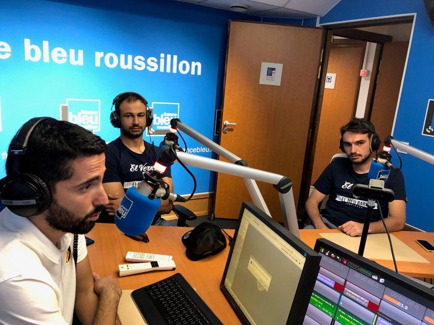 Le FLHV du France Bleu Roussillon
