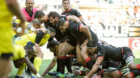 Rugby Top 14 : l'ASM se méfie du grand méchant LOU