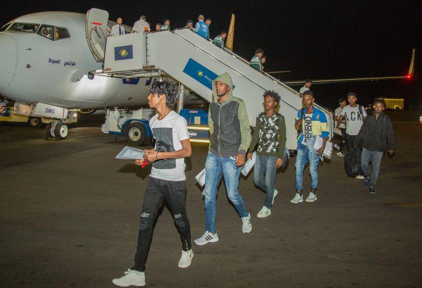 Le Rwanda s'engage à accueillir des migrants évacués de Libye