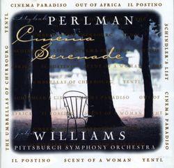 Le temps de l'innocence : Theme - Itzhak Perlman