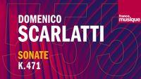 Scarlatti : Sonate pour clavecin en Sol Majeur K 471 L 82 (Minuet), par Francesco Corti