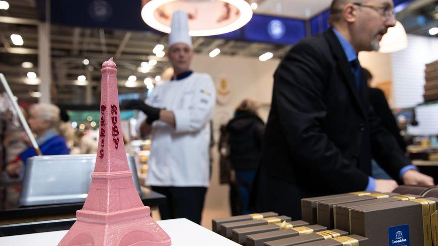 Le Salon du chocolat : un salon aussi beau que bon !