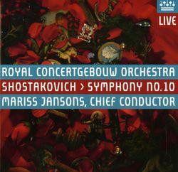 Symphonie n°10 en mi min op 93 : Andante - Allegro