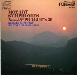 Symphonie nº38 en Ré Maj K 504 'prague'  : III. Finale, presto