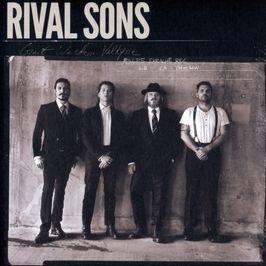 """Pochette de l'album """"Great western valkyrie"""" par Rival Sons"""